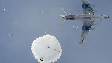 Воздушно-десантные войска, архивное фото
