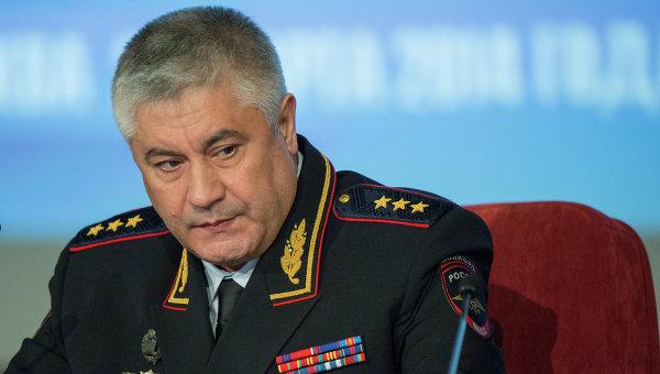 Глава МВД России проводит переговоры в Баку
