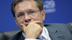 Заместитель министра экономического развития РФ Алексей Лихачев. Архивное фото