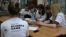 Tomsk Science Game: как команды со всей России играли в научную игру