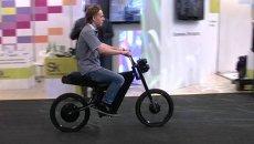 Идеи молодых: томские студенты создали аккумулятор для электроцикла