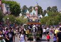 Диснейленд Парк в Калифорнии