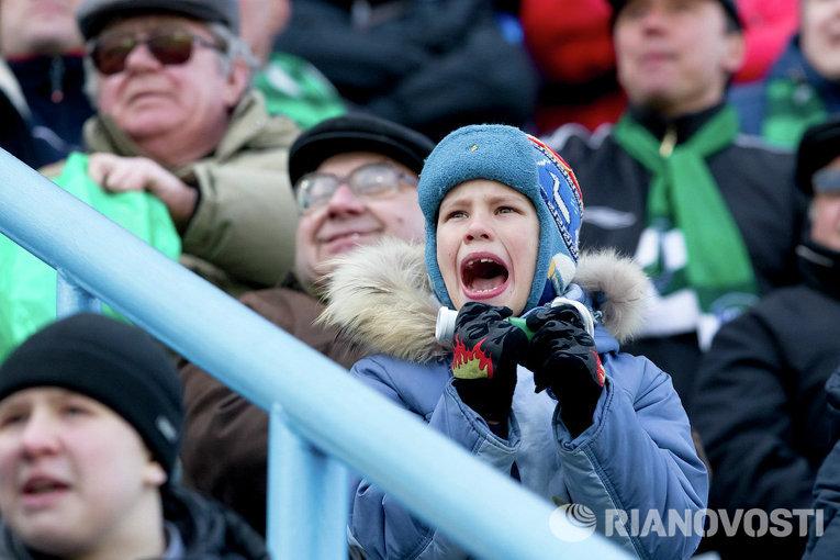 Домашняя ничья: Томь не смогла продвинуться по турнирной таблице