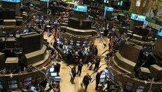 Американские фондовые индексы. Архивное фото
