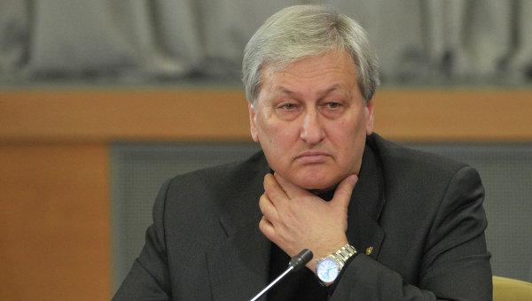 Директор Российского института стратегических исследований Леонид Решетников. Архивное фото