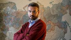 Специальный советник главы французского Национального фронта Эймерик Шопрад. Архивное фото