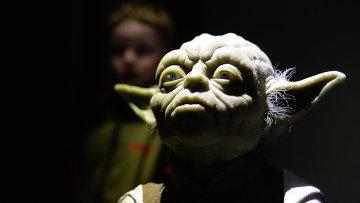 Персонаж фильма Звездные войны Йода