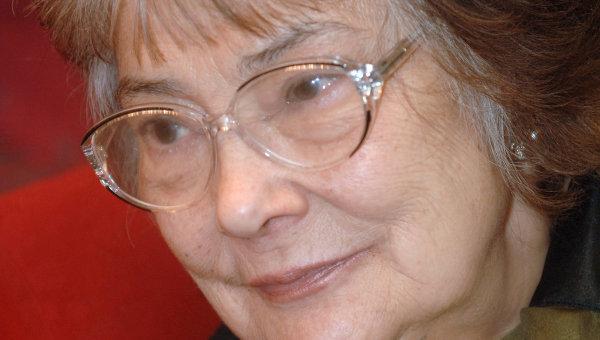 Народная артистка СССР Татьяна Самойлова