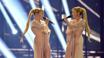 Певицы Мария и Анастасия Толмачевы. Архивное фото