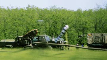 Блок-посты Вооруженных сил Украины