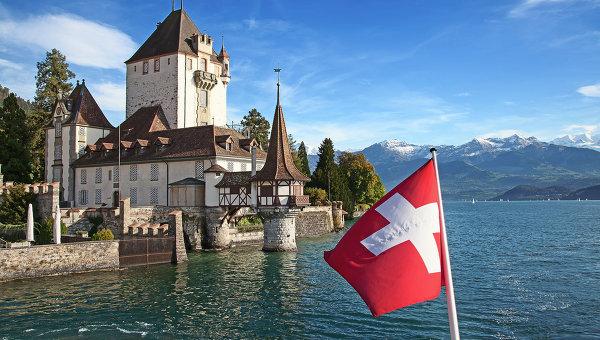 Ситуация в Швейцарии. Архивное фото