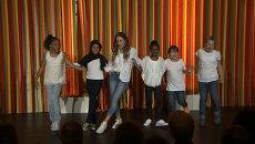 Сара Джессика Паркер и Мишель Обама станцевали с детьми в Белом доме