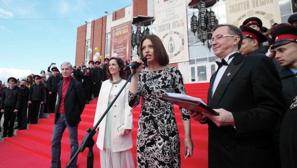 Открытие Международного кинофестиваля Золотой Витязь в Томске