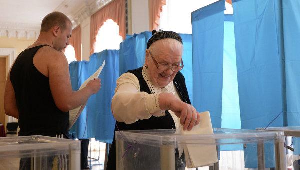 Внеочередные выборы президента Украины