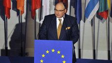 Президент Европейского еврейского конгресса Вячеслав Кантор, архивное фото