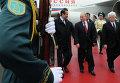Рабочий визит В.Путина в Казахстан для участия в заседании ЕврАзЭС