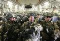 Американские военнослужащие. Архивное фото