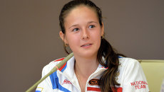 Российская теннисистка Дарья Касаткина. Архивное фото