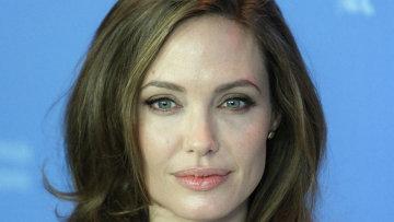 Анжелина Джоли. Архивное фото