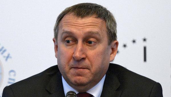 Бывший сполняющий обязанности главы МИД Украины Андрей Дещица. Архивное фото
