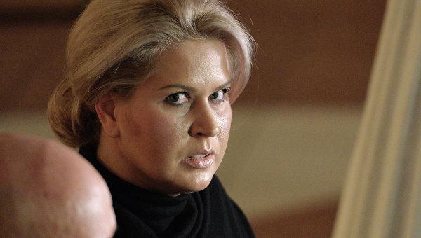 Евгения Васильева, архивное фото