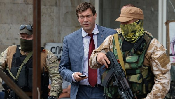 Депутат Верховной Рады Украины, лидер движения Юго-Восток Олег Царев