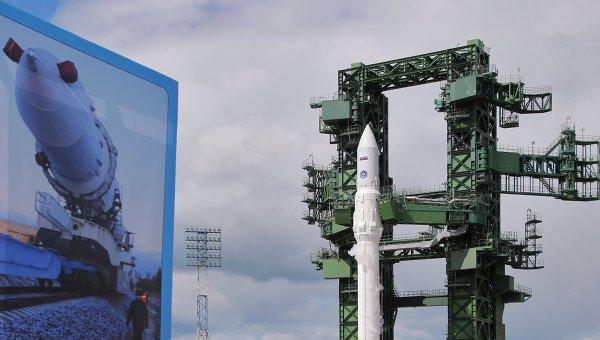 Ракета космического назначения легкого класса Ангара-1.2ПП. Архивное фото