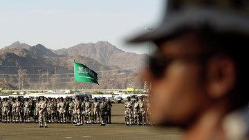 Солдаты вооруженных сил Саудовской Аравии. Архивное фото