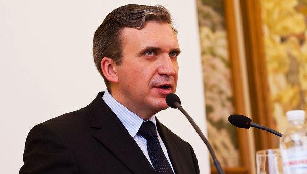 Министр экономического развития и торговли Украины Павел Шеремета. Архивное фото