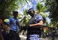 Полиция Мальдивских островов