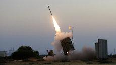 Израильская система ПВО Железный купол