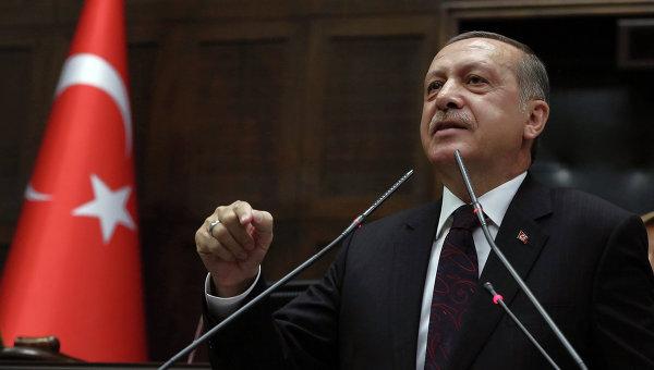 Премьер-министр Турции Тайип Эрдоган. Архивное фото