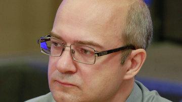 Генеральный директор Центра стратегических оценок и прогнозов Сергей Гриняев