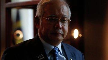 Премьер-министр Малайзии Наджиб Разак, архивное фото.
