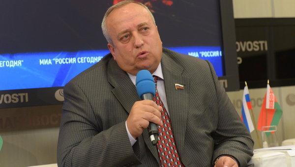 Заместитель председателя Комитета Госдумы РФ по обороне Франц Клинцевич. Архивное фото