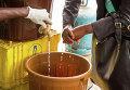 В здании больницы для зараженных вирусом Эбола в Сьерра-Леоне