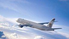 Самолет Etihad Airways. Архивное фото