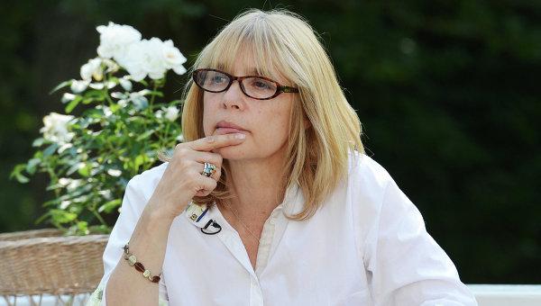 Актриса Вера Глаголева. Архивное фото
