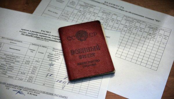 Военные сборы военнослужащих запаса. Архивное фото