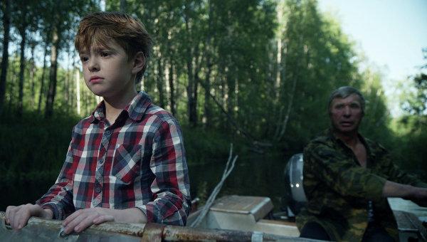Кадр из фильма Белые ночи почтальона Алексея Тряпицына