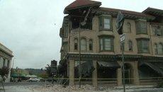 Разрушенные дома и свидетельства очевидцев — землетрясение в Калифорнии