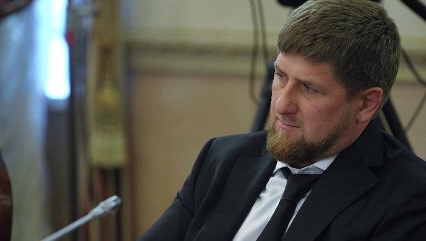 Глава Чеченской Республики Рамзан Кадыров, Архивное фото