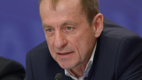Искандер Валитов, методолог, член Зиновьевского клуба МИА Россия сегодня