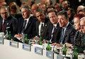 Встреча в рамках саммита стран НАТО в Уэльсе