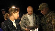 Встреча под Донецком - как ополченцы и армия Украины обменялись пленными