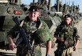 Военнослужащие во время проверки боевой готовности войск Восточного военного округа