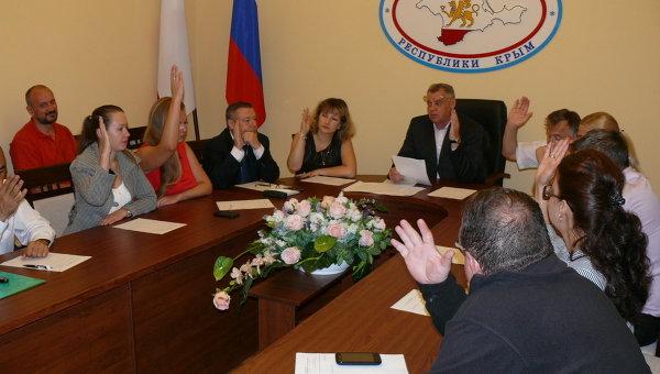 Избирательная комиссия подвела итоги выборов в Крыму