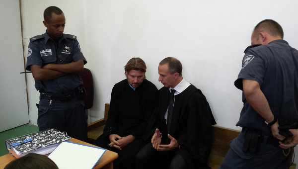 Священник Глеб Грозовский. Архивное
