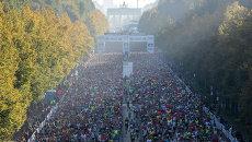 Берлинский марафон. Архивное фото