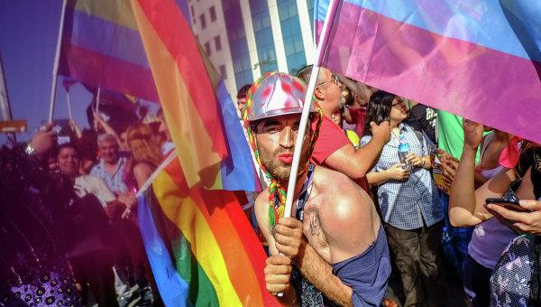 Тусовки геев в росто